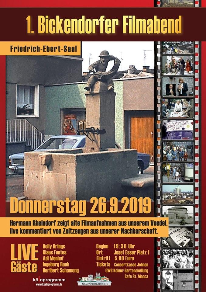 Bickendorfer Filmabend