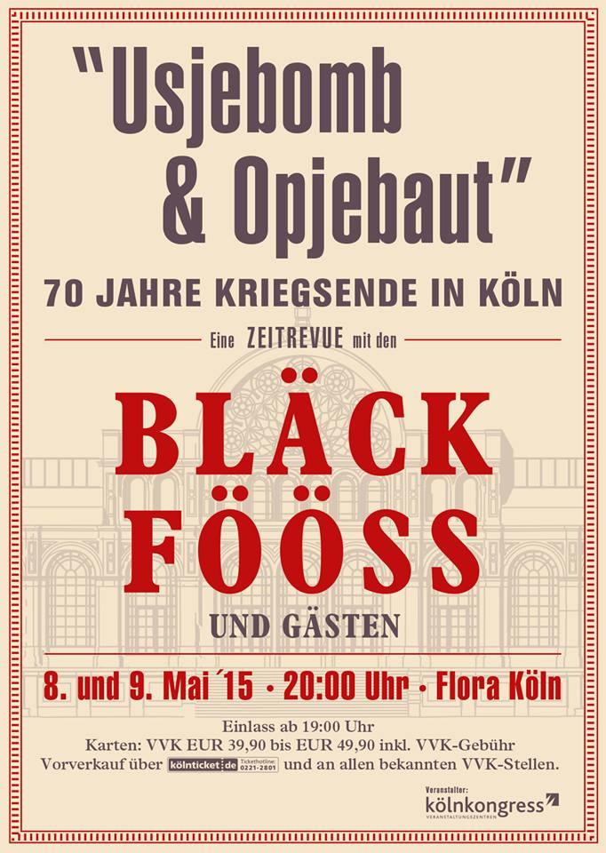 Usjebomb & Opjebaut Bläck Fööss